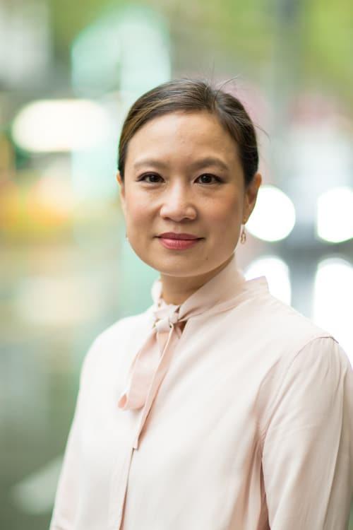 Dr Adrienne Chan