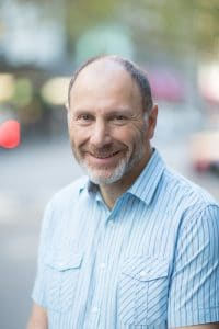 Dr Braham Goldberg
