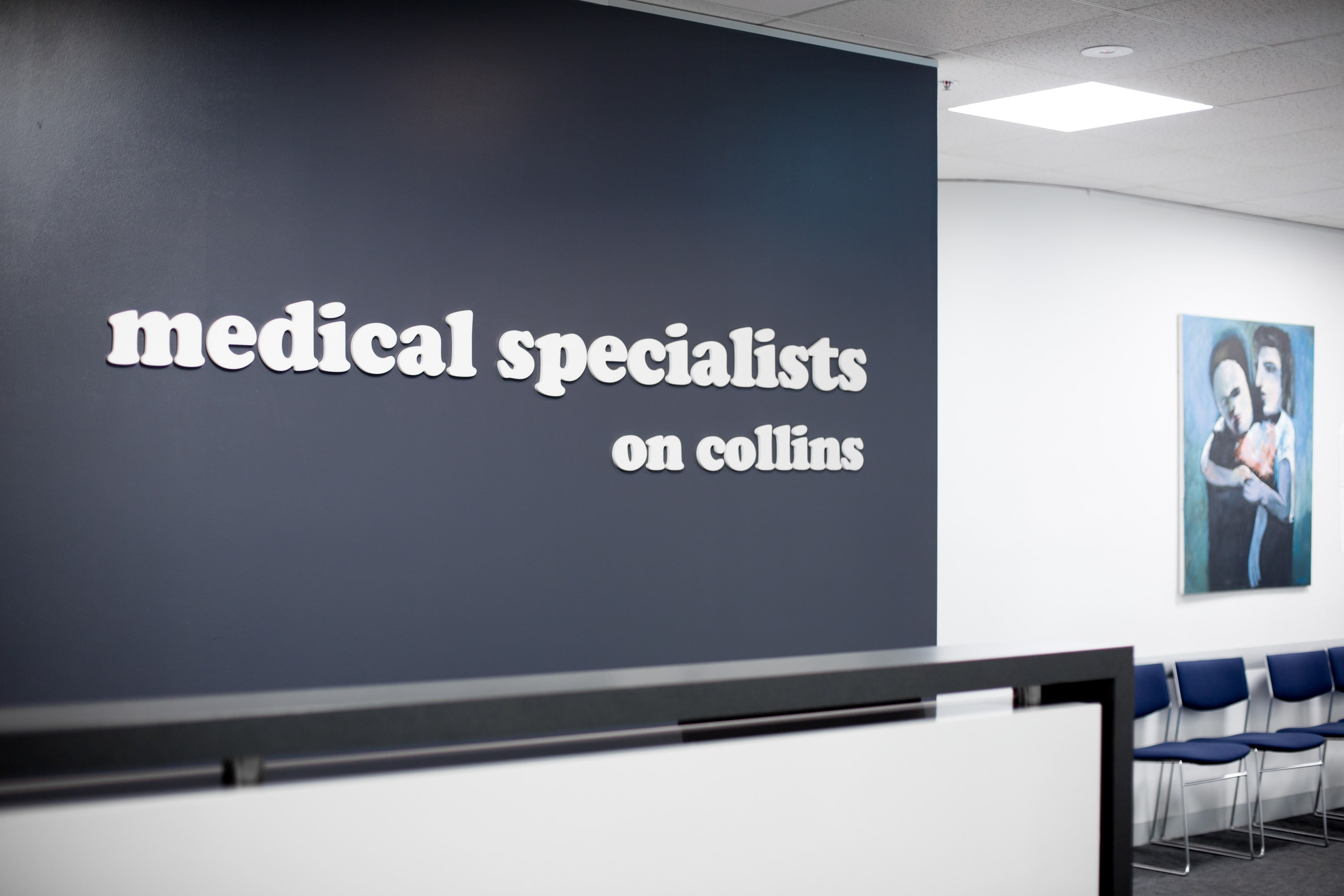 Medical Specialists on Collins